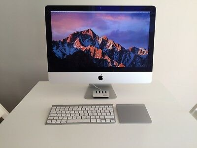 Apple iMac 21.5-inch (Late 2012) 2.7Ghz Intel Core i5, 8GB RAM, 1TB HDD (Boxed