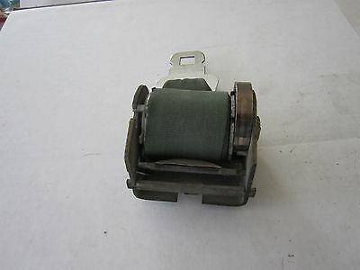 1968 mopar green front seat belt retractor (1),original