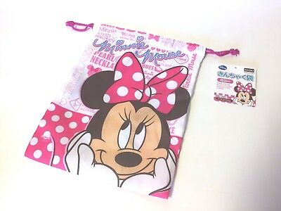Daiso japan Drawstring bag(Disney-Minnie)