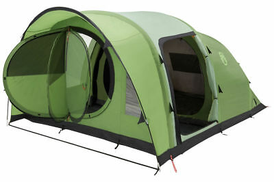 Coleman Fastpitch Air Valdes 4 Person Tent Family Tent Festival Glamping Camping