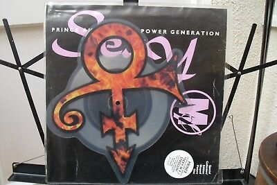 Prince : Shaped Picture disc : Sexy M.F. / Strollin' 45