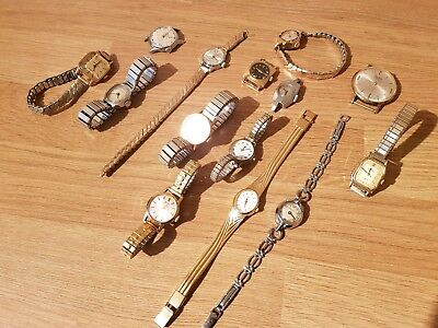 Old Vintage watches lot