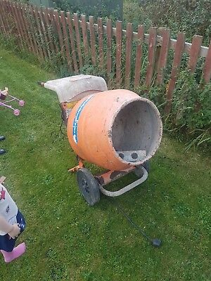 BELLE mini mix 150 cement mixer