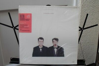 "Pet Shop Boys : Double pack LP & 12"" : Actually : in shrink wrap"