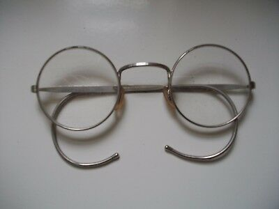 Wwii Cased Respirator Spectacles