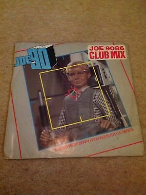 The Barry Gray Orchestra - Joe 90 (Joe 9086 Club Mix) (Vinyl)