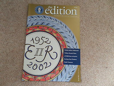 Poole Pottery Collectors Club Magazine SPRING 2002