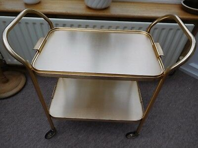 Classic Vintage Drinks Trolley