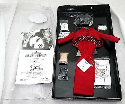 """1998 Ashton Drake GENE Doll Clothes """"SMART SET"""" Complete Fashion Outfit in Box"""