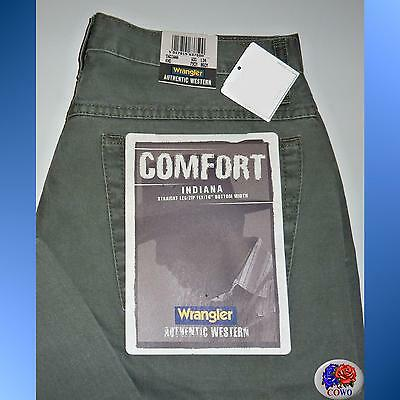 NEU VINTAGE AUTHENTIC Wrangler W31/L34 *INDIANA*AMERICAS RETRO JEANS COMFORT FIT