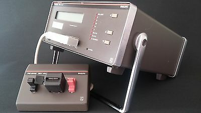 PHILIPS PM 6303 RCL meter mit  PM 9542