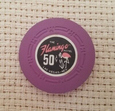 Flamingo Casino Chip