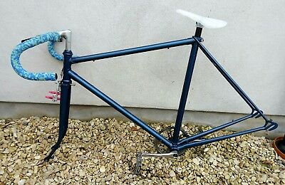 Vintage Raleigh Road Bike Fixie Project