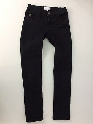 Gucci Boys Skinny Black Jeans Size Age 8, WORN ONCE, Rrp £238
