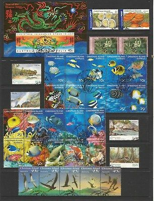 Christmas Island Collection. Fdi Cancels.cat Us$120.00+