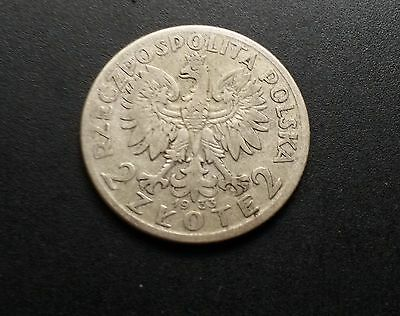 Silver Coin 2 Zlote