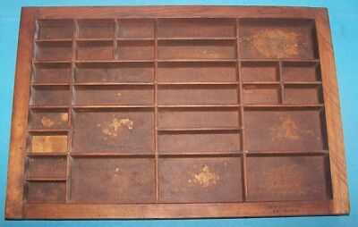 Vintage NEW DEPARTURE TYPE DRAWER SHADOW BOX
