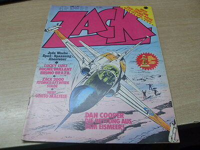 Zack Issue Number 4 17Th January 1974