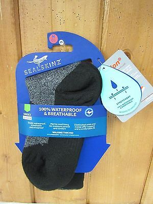 Crew Socks ~ Waterproof Hiking Merino Socks ~ New ~ Free Shipping