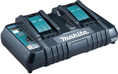 Makita 18v Double Charger NEW !!! USB PORT CHARGER!!!