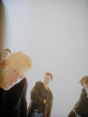 "Radiohead The Bends Photo Shoot in 1995 7.5"" x 10"" Picture to Frame?"