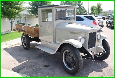 1928 International Harvester Model 6Spd MODEL 6 SPD 1928 International Harvester 6-Speed Special **ORIGINAL 1928 TITLE** Pre War