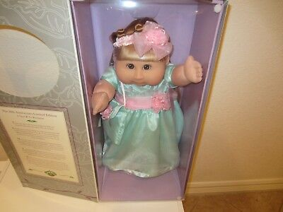 """Cabbage Patch Kids 20"""" Doll 20th Anniversary Limited Edition TRU Excl 2003 new"""