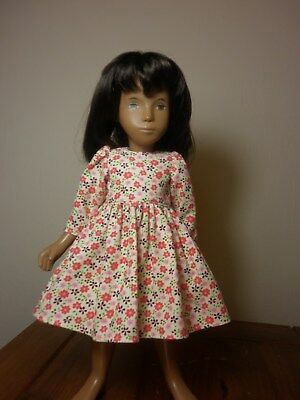 Sasha Doll Clothes  , Corduroy  Dress   .