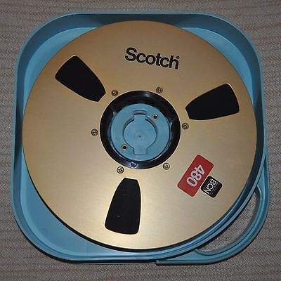 3M Scotch 480 1  Video Tape Reel