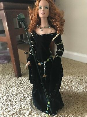 Medieval Times:  Shari Depp OOAK LADY OF THE LAKE.