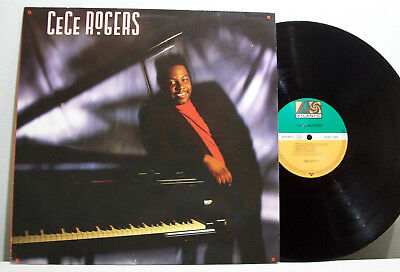 CeCe ROGERS - s/titled LP 'someday' CLASSIC '80s HOUSE liquid 'SWEET HARMONY'