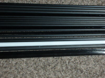 20 bulk lot Rod Building Wrapping blanks various lengths weight broken tips