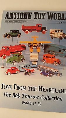 SALE-Antique Toy World, Toys From The Heartland:The Bob Thurow Collection