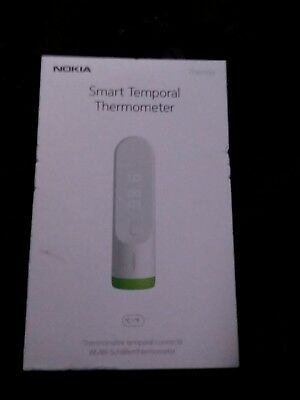 Nokia Thermo SCT01 Smart Temporal Thermometer new sealed