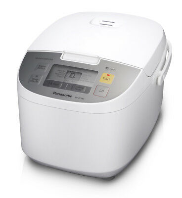 Panasonic 1.8L Rice Cooker - SRZE185WSTM