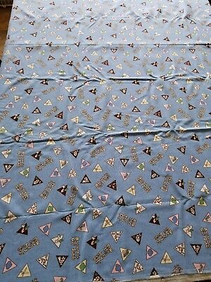 Brownie Girl Scout uniform material 10ftx6ft piece