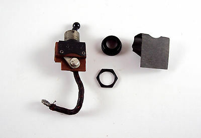 Vintage Singer Featherweight 221 Sewing Machine Light Switch Assembly Original