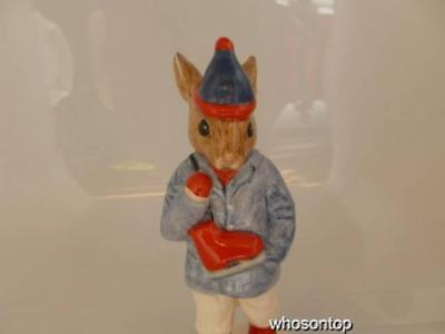 Royal Doulton Bunnykins - Boy skater - DB 187 - Colourway