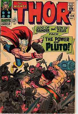 Mighty Thor Silver Age/bronze Lot Of 7 Books #128-129-132-140-148-172-256 Nice