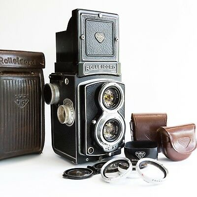 Rolleicord IV 1953
