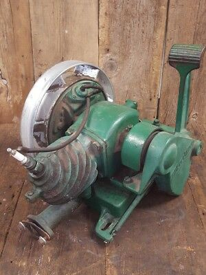 Antique Maytag Model 92 Gas Engine Motor Hit And Miss Antique
