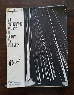 WW II Reconnaissance Manual (Revised) Photographic Analysis German AA Defences
