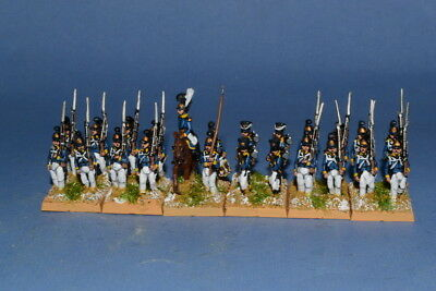 15mm Napoleonic painted Wurttemberg Musketeer  Wur01-3