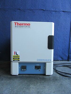 Thermo Scientific BF51866A-1 Lindberg/Blue M Moldatherm Box Furnace