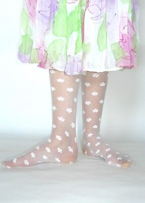 Wholesale Job Lot - 100 pairs of Country Kids sheer special occasion tights BNWT