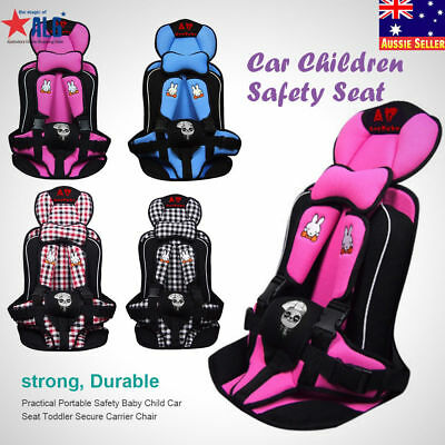 Practical Portable Safety Baby Child Car Seat Toddler Secure Carrier Chair