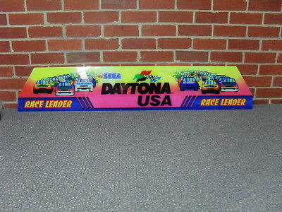Daytona USA Marquee Perspex