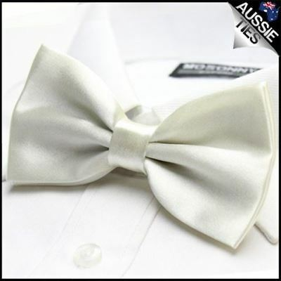 Ivory Champagne Boys Bow Tie Boy's bowtie kids junior