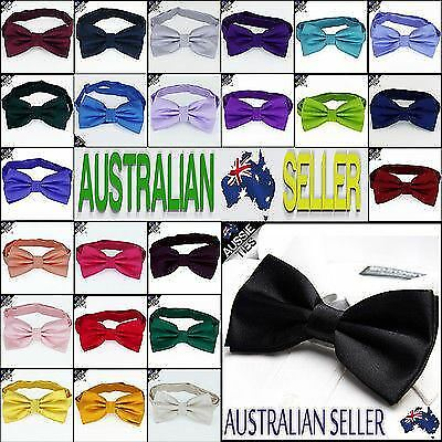 Champagne / Platinum Boys Bow Tie Boy's bowtie kids junior