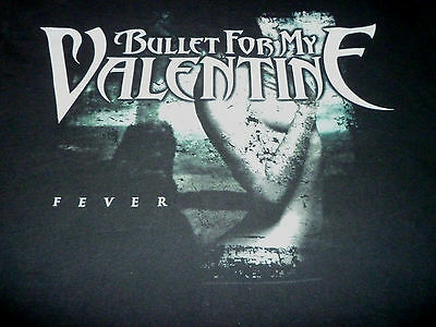 Bullet For My Valentine Tour Shirt ( Used Size L ) Used Condition!!!